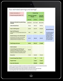 Using iPads to input data